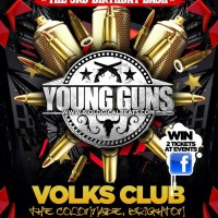 BIOLOGICAL BEATS PRESENTS YOUNG GUNS 3RD BIRTHDAY