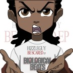 Hizzleguy – Be Scared EP