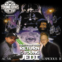 Drum and Bar Wars – AC MC & Suspicious B – Return Of The Jedi mix